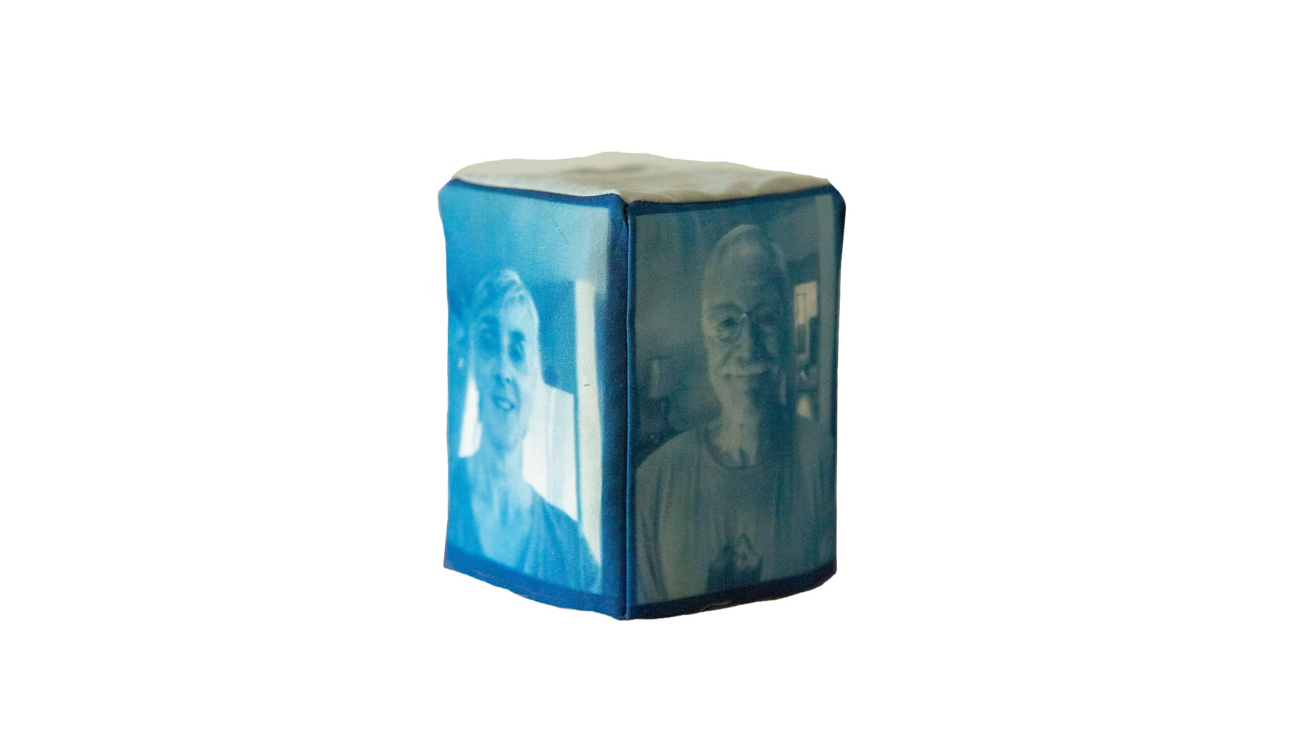 "Large Cube3.5"" x 5"" x 3.5"""